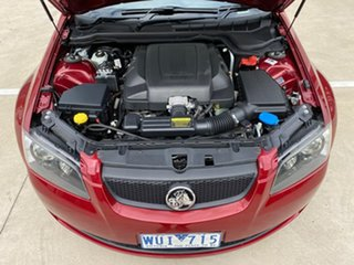 2008 Holden Calais VE MY09 Sportwagon Red 5 Speed Sports Automatic Wagon.