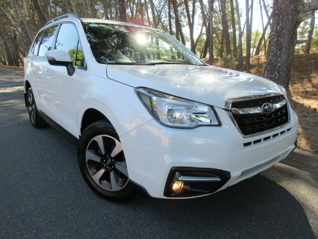 Used Subaru Forester S4 MY18 2.5i-L CVT AWD Reynella, 2018 Subaru Forester S4 MY18 2.5i-L CVT AWD White 6 Speed Constant Variable Wagon