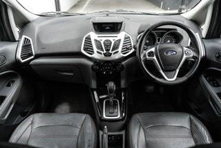 2014 Ford Ecosport BK Titanium PwrShift Grey 6 Speed Sports Automatic Dual Clutch Wagon.