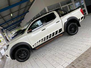 2019 Nissan Navara N-TREK White Sports Automatic Dual Cab Utility