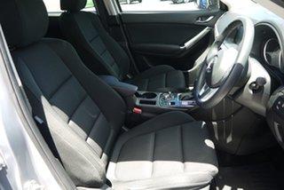 2016 Mazda CX-5 KE1072 Maxx SKYACTIV-Drive FWD Sport Silver 6 Speed Sports Automatic Wagon.