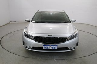 2018 Kia Cerato BD MY19 S Silver 6 Speed Sports Automatic Sedan.
