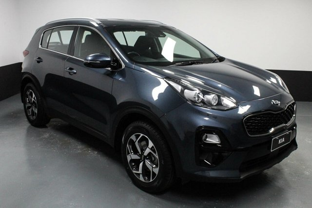 Used Kia Sportage QL MY19 Si 2WD Hamilton, 2018 Kia Sportage QL MY19 Si 2WD Blue 6 Speed Sports Automatic Wagon