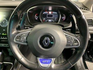 2017 Renault Megane KFB GT-Line EDC Black 7 Speed Sports Automatic Dual Clutch Wagon