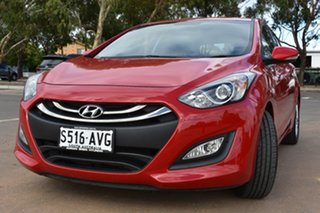 2012 Hyundai i30 GD Elite Red 6 Speed Manual Hatchback.