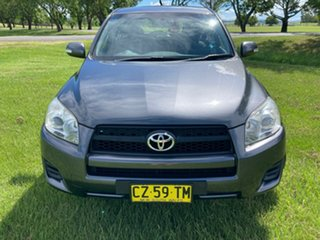 2008 Toyota RAV4 ACA33R MY08 CV Graphite 4 Speed Automatic Wagon