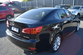 2010 Lexus IS GSE20R MY10 IS250 Sports Luxury Black 6 Speed Sports Automatic Sedan.