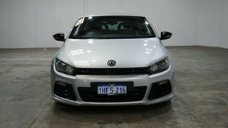 2012 Volkswagen Scirocco 1S MY12 R Coupe DSG Silver 6 Speed Sports Automatic Dual Clutch Hatchback