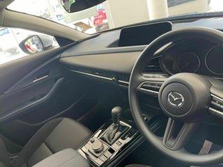 2020 Mazda CX-30 G20 Pure Silver 6 Speed Automatic Wagon