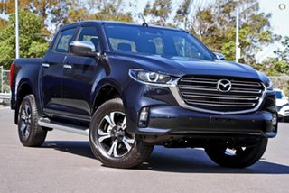 2020 Mazda BT-50 TFS40J GT Blue 6 Speed Sports Automatic Utility.