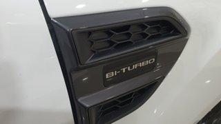 2018 Ford Ranger PX MkIII 2019.00MY Wildtrak White 10 Speed Sports Automatic Utility