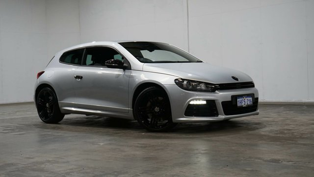 Used Volkswagen Scirocco 1S MY12 R Coupe DSG Welshpool, 2012 Volkswagen Scirocco 1S MY12 R Coupe DSG Silver 6 Speed Sports Automatic Dual Clutch Hatchback