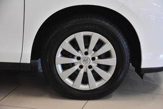 2009 Toyota Tarago ACR50R MY09 GLi White 4 Speed Sports Automatic Wagon