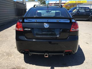 2009 Holden Commodore VE MY09.5 SS Black 6 Speed Manual Sedan