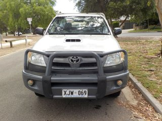2006 Toyota Hilux KUN26R MY07 SR 5 Speed Manual Cab Chassis