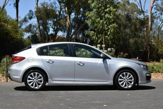 2015 Holden Cruze JH Series II MY15 SRi Silver 6 Speed Sports Automatic Hatchback