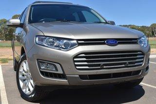 2016 Ford Territory SZ MkII TS Seq Sport Shift Bronze 6 Speed Sports Automatic Wagon.