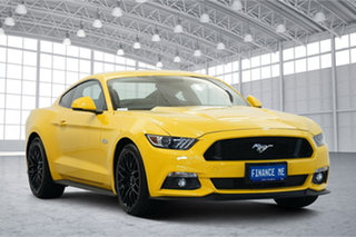 2017 Ford Mustang FM 2017MY GT Fastback SelectShift Triple Yellow 6 Speed Sports Automatic Fastback.