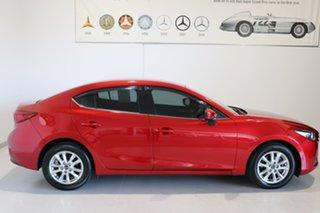 2016 Mazda 3 BN5278 Maxx SKYACTIV-Drive Red 6 Speed Sports Automatic Sedan.