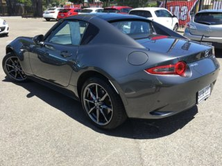 2018 Mazda MX-5 ND GT RF SKYACTIV-Drive Grey 6 Speed Sports Automatic Targa