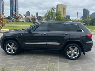 2011 Jeep Grand Cherokee WK MY2011 Limited Grey 5 Speed Sports Automatic Wagon