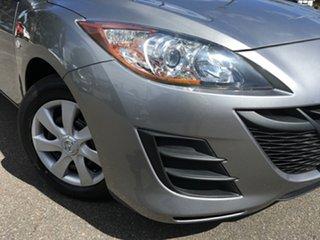 2010 Mazda 3 BL10F1 Neo Billet Silver 6 Speed Manual Hatchback.