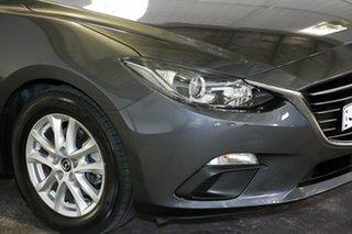 2014 Mazda 3 BM5476 Touring SKYACTIV-MT Grey 6 Speed Manual Hatchback.