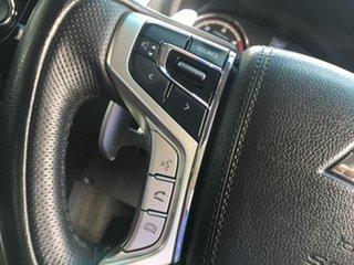 2018 Mitsubishi Triton MQ Blackline Black Sports Automatic
