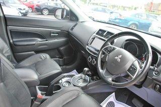 2014 Mitsubishi ASX XB MY15 XLS (4WD) Red 6 Speed Automatic Wagon