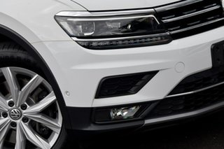 2017 Volkswagen Tiguan 5N MY17 162TSI DSG 4MOTION Highline White 7 Speed