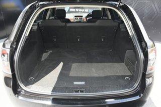 2009 Holden Commodore VE MY10 SS V Sportwagon Black 6 Speed Sports Automatic Wagon