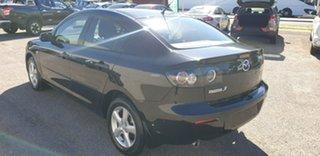 2008 Mazda 3 BK10F2 Neo Black 4 Speed Sports Automatic Sedan