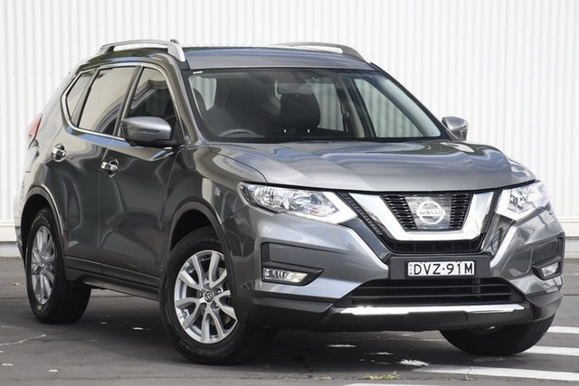 Used Nissan X-Trail T32 Series II ST-L X-tronic 2WD Wollongong, 2018 Nissan X-Trail T32 Series II ST-L X-tronic 2WD Grey 7 Speed Constant Variable Wagon