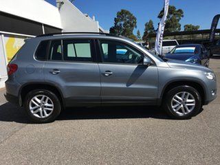 2009 Volkswagen Tiguan 5N MY09 125TSI 4MOTION Grey 6 Speed Sports Automatic Wagon.