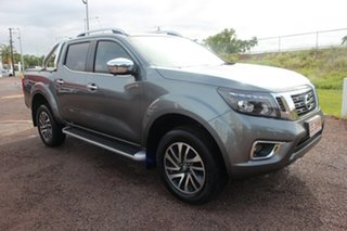 2019 Nissan Navara D23 S3 ST-X 4x2 Mercury Grey 7 Speed 7 SP AUTOMATIC Dual Cab Pick-up.