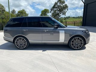 2019 Land Rover Range Rover L405 19MY Autobiography Grey 8 Speed Sports Automatic Wagon.