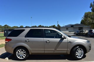 2016 Ford Territory SZ MkII TS Seq Sport Shift Bronze 6 Speed Sports Automatic Wagon.