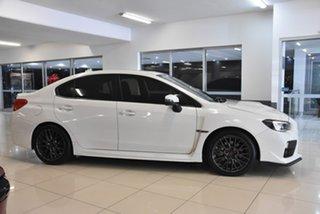 2017 Subaru WRX V1 MY17 Premium AWD White 6 Speed Manual Sedan.