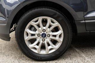 2014 Ford Ecosport BK Titanium PwrShift Grey 6 Speed Sports Automatic Dual Clutch Wagon