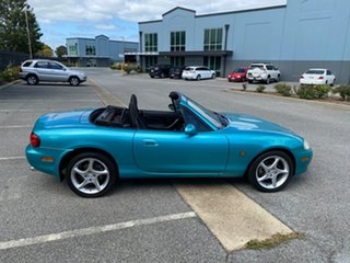 2003 Mazda MX-5 NB30P3 Green 6 Speed Manual Softtop