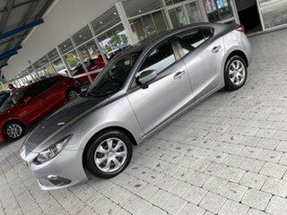 2014 Mazda 3 Neo Aluminium Sports Automatic Sedan