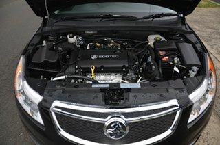 2014 Holden Cruze JH MY14 Equipe Black 6 Speed Automatic Sedan