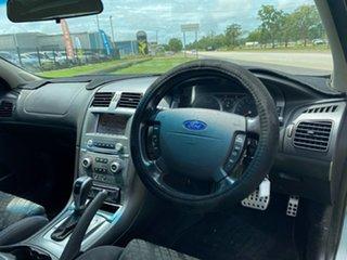 2005 Ford Falcon BA Mk II XR8 Grey 4 Speed Sports Automatic Sedan