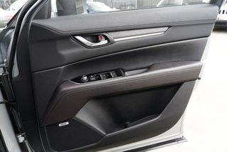 2019 Mazda CX-5 KF4WLA Akera SKYACTIV-Drive i-ACTIV AWD Silver 6 Speed Sports Automatic Wagon