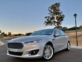 2016 Ford Falcon FG X G6E Lightning Strike 6 Speed Sports Automatic Sedan
