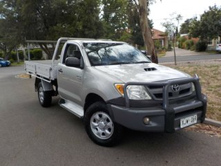 2006 Toyota Hilux KUN26R MY07 SR 5 Speed Manual Cab Chassis.