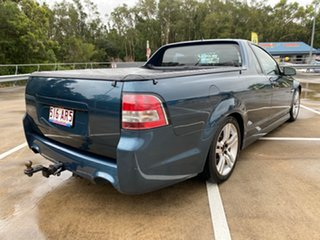 2009 Holden Commodore VE MY09.5 SV6 Blue 5 Speed Automatic Utility.