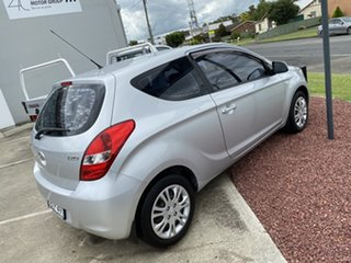 2010 Hyundai i20 Active Silver Manual Hatchback