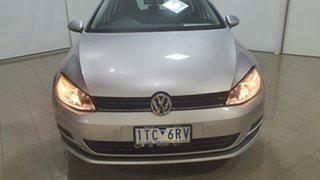 2015 Volkswagen Golf VII MY16 92TSI DSG Comfortline Silver 7 Speed Sports Automatic Dual Clutch.