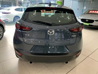 2020 Mazda CX-3 DK2W7A Akari SKYACTIV-Drive FWD Polymetal Grey 6 Speed Sports Automatic Wagon